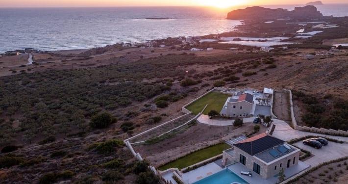 Villa in Falasarna